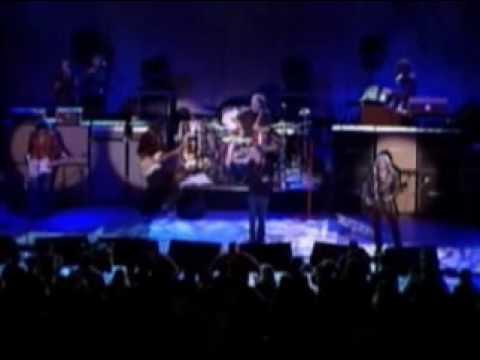 Black Crowes Soul singing-LIVE
