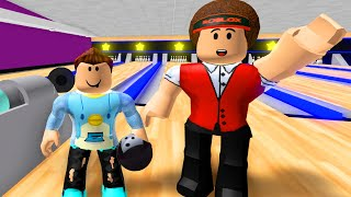 Escape The Bowling Alley Obby! Roblox Games