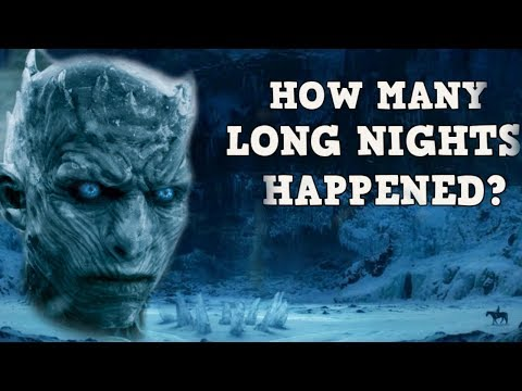 White Walker Origin and The Long Night Explained   Game of Thrones
