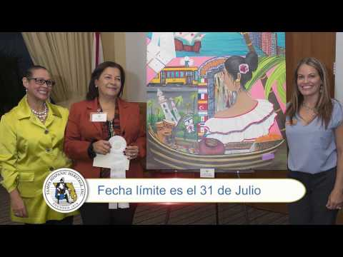 Tampa Hispanic Heritage, Inc. Invites ALL Artists in The Tampa Bay Area!