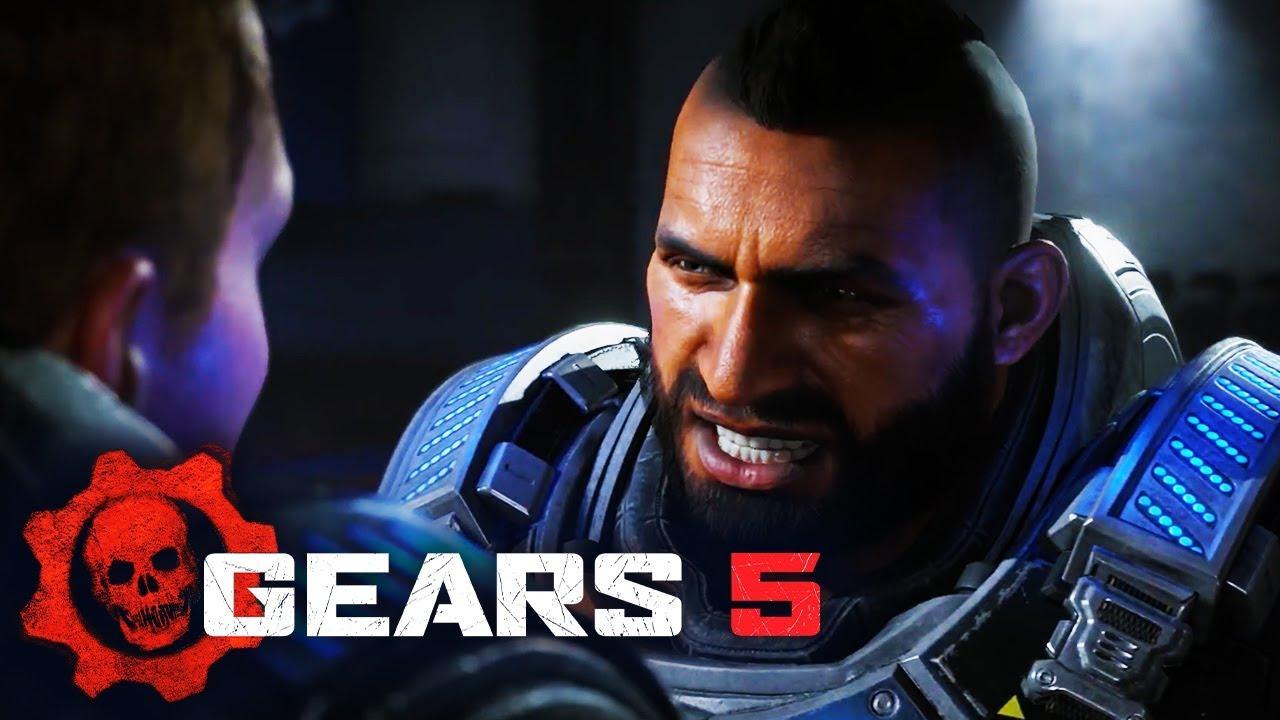 Gears 5 - 'Meet Fahz' - Official Cinematic Trailer | E3 2019 thumbnail