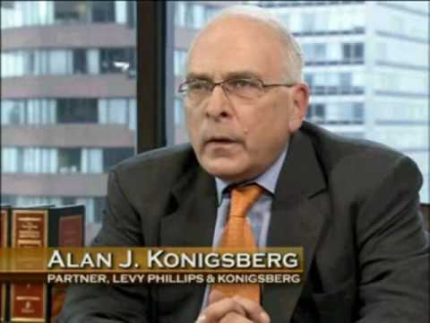 Lead poisoning lawyer ( http://www.lpklaw.com ) Alan Konigsberg of the New York and New Jersey based lead paint poisoning law firm Levy Phillips & Konigsberg, LLP, talks about lead paint...
