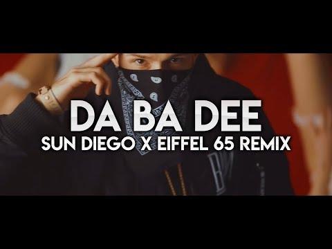 [FREE] SUN DIEGO X EIFFEL 65 REMIX BEAT 🔥DA BA DEE 🔥 (prod  by Millennium  Beats)