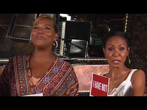 Girls Trip Cast Play Never Have I Ever!