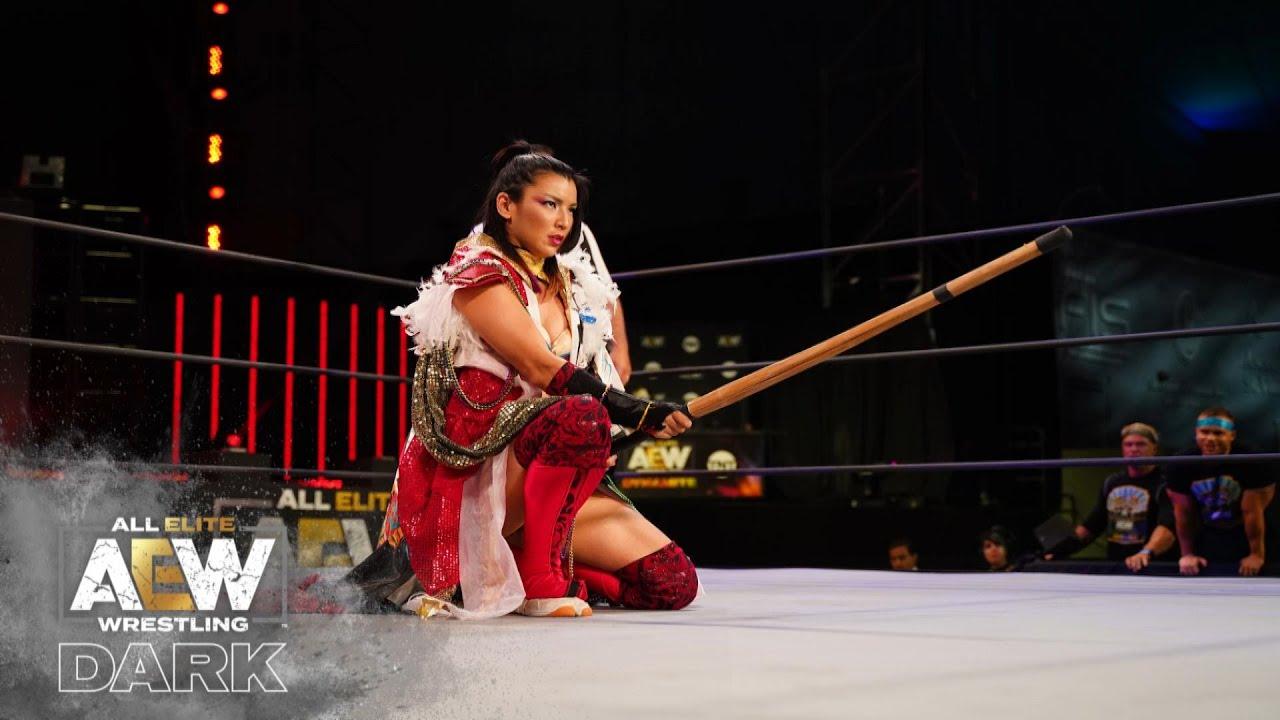 Hikaru Shida vs Leyla Hirsch | AEW Dark 10/27/20