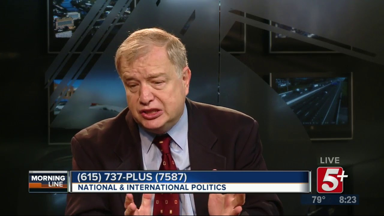 MorningLine: National & International Politics P.2