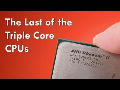 The Final Triple Core Processor: AMD Phenom II X3 B77