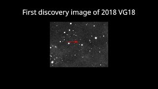 "2018 VG18 ""Farout"" - the most-distant object in the Solar System"