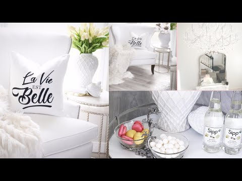 HUGE GLAM HOME DECOR HAUL & HOME UPDATES