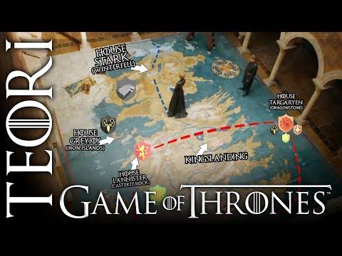 Game of Thrones 7.Sezon Fragmanında Kaçırdıklarınız & Savaş Planları