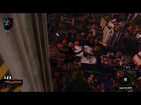 Infamous second son prt.3|Hello Seattle|