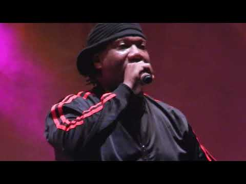 KRS-One - Freestyle & Sound Of The Police (Live At The Gathering Of The Juggalos 2019)