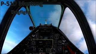 DCS: P-51D Mustang - Dogfight (Tutorial by example)