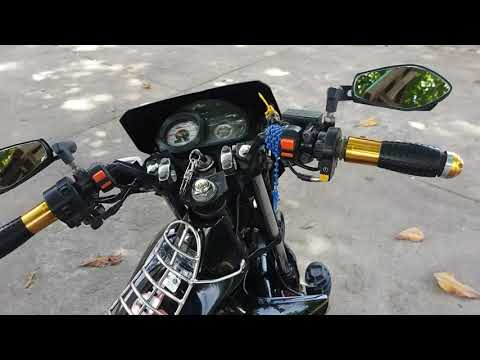 Honda xrm 125 modified cleaning routine