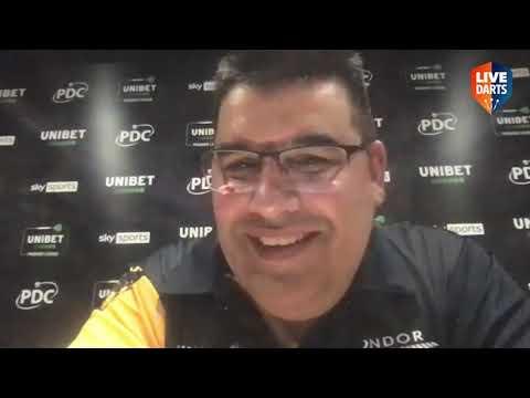 "Jose De Sousa on Premier League nine-darter: ""It's positive but I have to work on the miscounts"""
