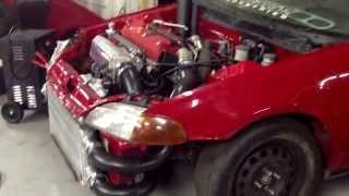 La Gallina Industries - Turbo K Start Up Thumbnail