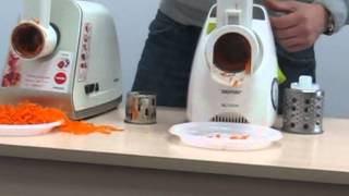 тестирование мясорубок Zelmer 986 VS Philips HR2728.wmv
