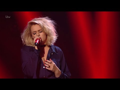 Grace Davies Original Song Get The Judges Goosebumps! Live Shows Week 1 | The X Factor UK 2017