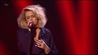 Grace Davies Original Song Get The Judges Goosebumps! Live Shows Week 1 | The X Factor UK 2017