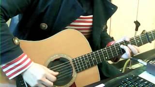 蕭敬騰 只能想念你 吉他教學.m4v