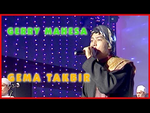 Gema Takbir - Gerry Mahesa - New Pallapa [OFFICIAL]