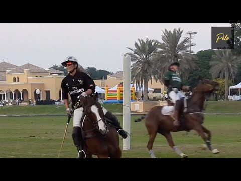 Pearl Venot Winning Goal – Kingpins Polo | Commemoration Day Cup 2019