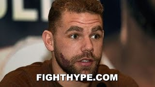 (BREAKING!!!) BILLY JOE SAUNDERS DENIED LICENSE; FIGHT WITH ANDRADE OFF AND LIKELY TO BE STRIPPED