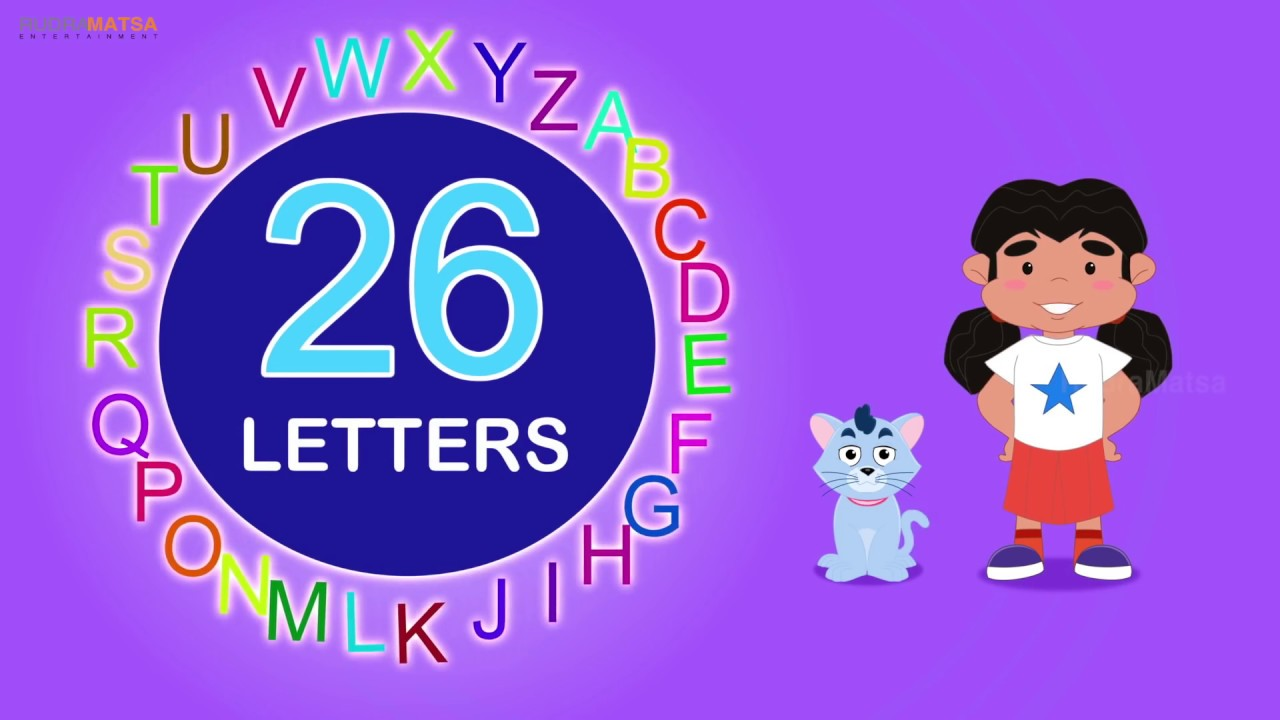 Learn Abc Alphabet Song - Year of Clean Water