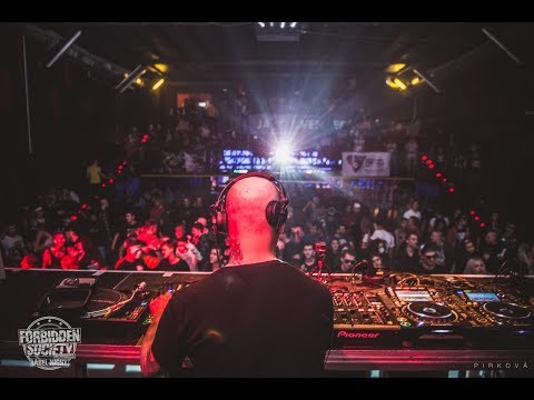 Forbidden Society Recordings Label Night Bratislava [Official Aftermovie]