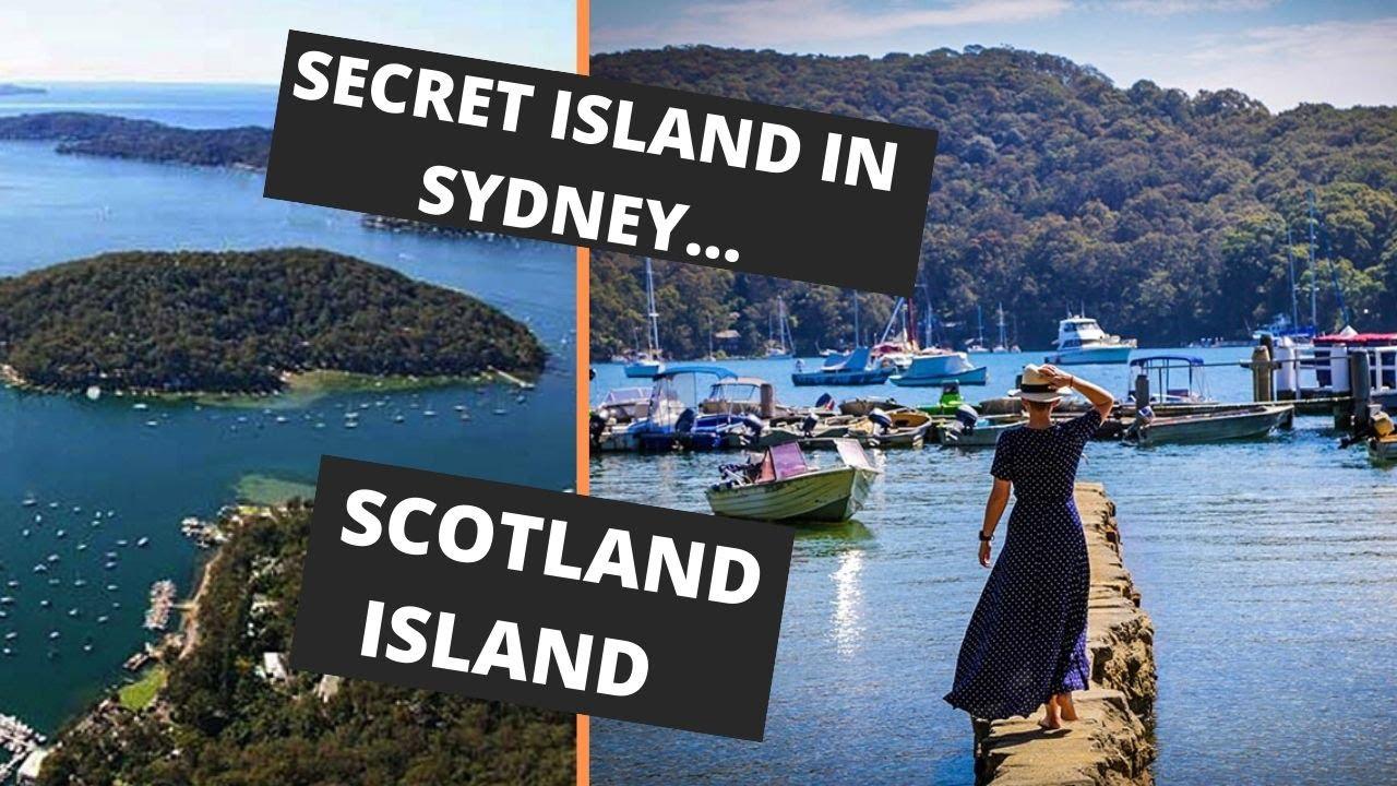 Scotland island sydney