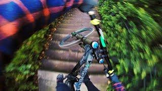 Urban Downhill Day #1