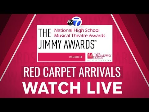 The Jimmy Awards: Red Carpet Arrivals