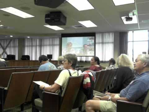 Waste to energy testimony July 18 2014