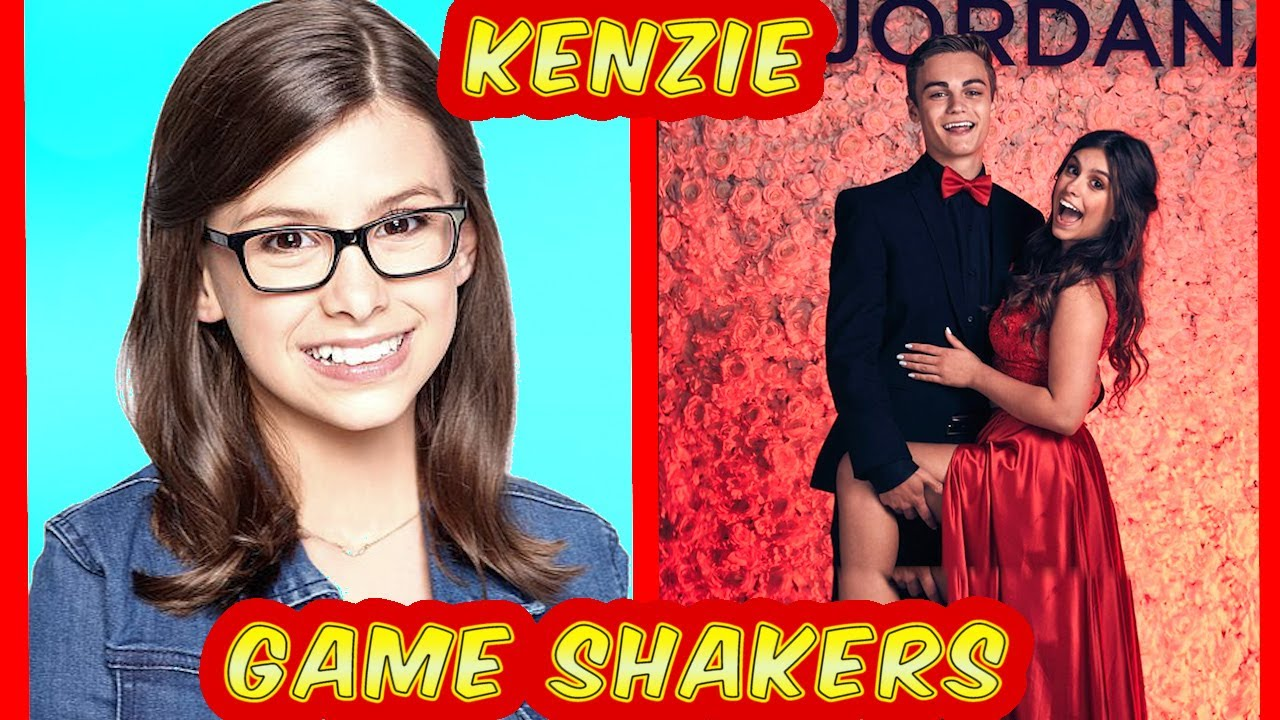 Game Shakers  🔥 Real Age and Life Partners