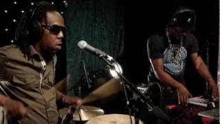 Shabazz Palaces - Free Press And Curl (Live at KEXP)