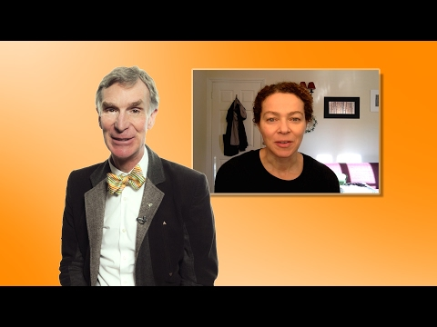 'Hey Bill Nye, Is Time Real?' #TuesdaysWithBill