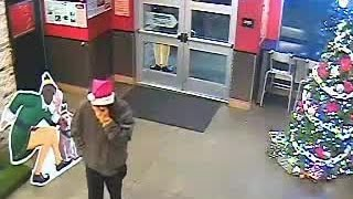 Man Wearing Santa Hat Robs Restaurant(Police are looking for the man who robbed an Omaha fast-food restaurant on December 20, 2015., 2016-01-19T03:06:03.000Z)