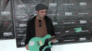 Jonathan Schneck of Relient K/Signature Model SE One