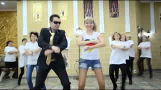 Psy Gangam Style прикол пародия клип