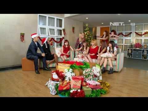 Entertainment News - Talkshow natal bersama Cherrybelle