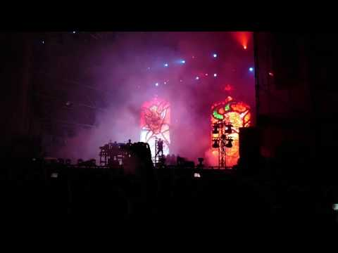 Chemical Brothers, Born in the Echoes live tour 2016_Out of control @market sound,Milan(July22,2016)
