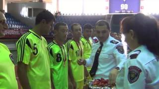Ոստիկանության վոլեյբոլի առաջնություն «Դինամոյում»