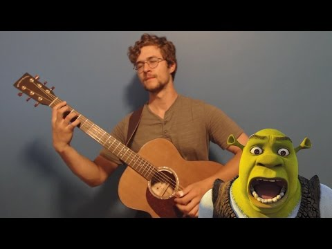 All Star  Smash Mouth  Ben Moore Instrumental Guitar