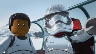 Attack Of The Conscience | LEGO Star Wars: The Resistance Ri...