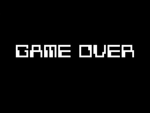 Game Over (8-Bit Music)
