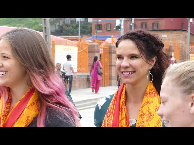 Pashupatinath Temple - Zion Massage College Continuing Education in Nepal