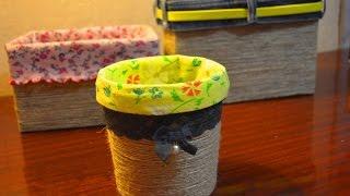 видео Игрушки из ткани своими руками для украшения дома