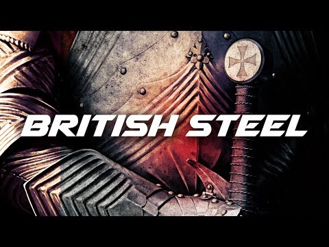 British Steel - The Rising Force Of British Heavy Metal [Teaser]