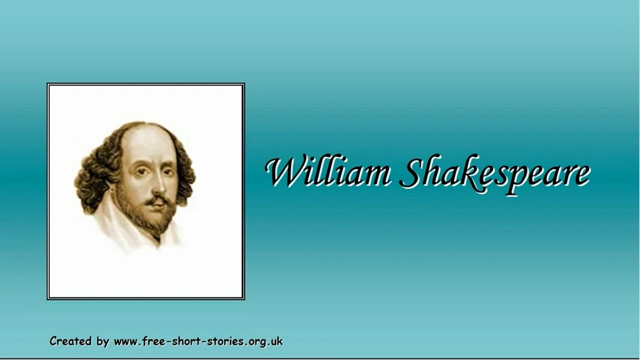 William Shakespeare - Short Biography - Free Short Stories ...