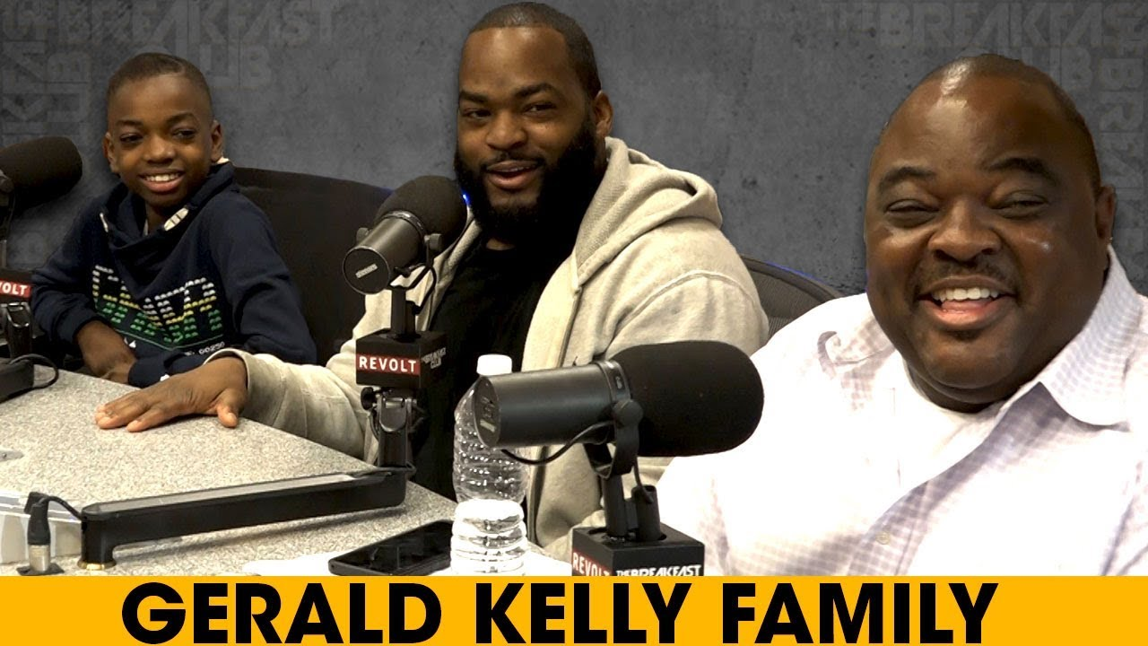 Gerald Kelly And His Sons On Stealing Jokes From Each Other, Upcoming Shows + More